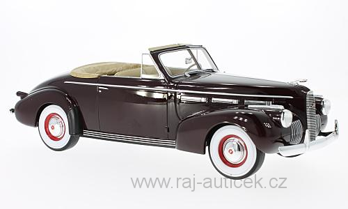 LaSalle Series 50 Convertible Coupe 1:18 BoS-Models