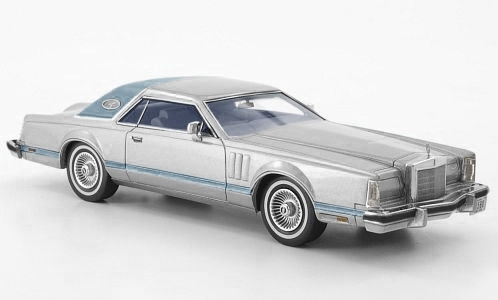 Lincoln Continental Mark V 1:43 Neo