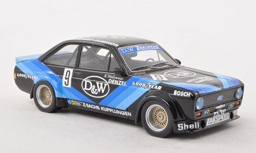 Ford Escort MKII RS Gr.2, No.9