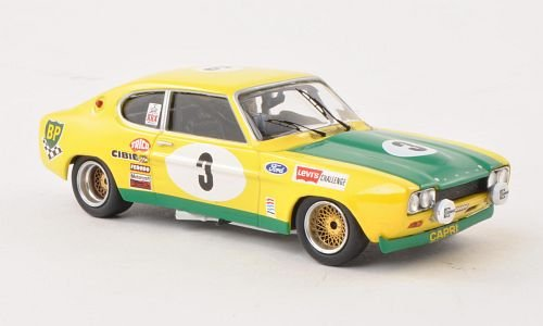 Ford Capri MKI 2600 RS, No.3, 24h Spa