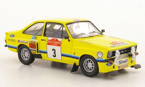 Ford Escort MKII RS 1800, No.3, Rally San Remo