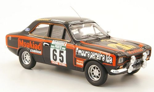 Ford Escort MKI, No.65, Rally Portugal