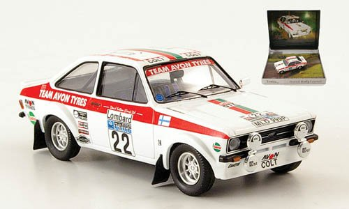 Ford Escort MKII, No.22, RAC Rally