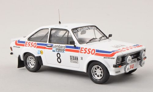 Ford Escort II RS, No.8
