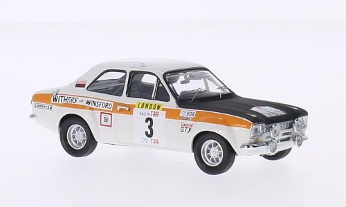 Ford Escort MK I 1600TC, No.3 1:43 Trofeu