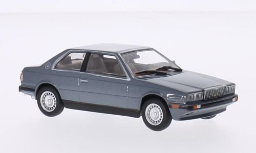 Maserati Biturbo 1:43 WhiteBox