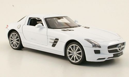Mercedes SLS AMG (C197) 1:24 Welly