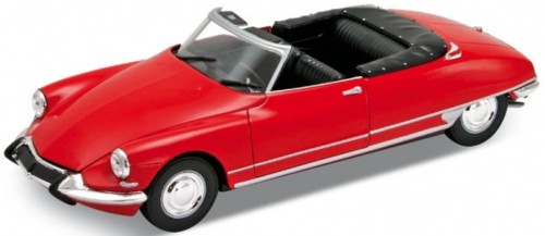 Citroen DS 19 Cabriolet 1:24 Welly