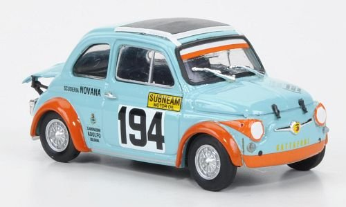 Fiat 595 SS Abarth, No.194, Pieve S.Stefano