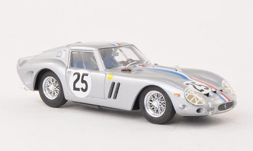 Ferrari 250 GTO, No.25, National-team Belgium, 24h Le Mans