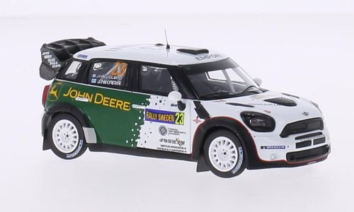 Mini John Cooper Works WRC, No.23 1:43 Whitebox