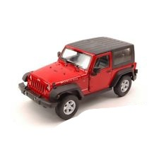 Jeep Wrangler 1:24 Welly
