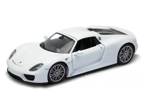 Porsche 918 Spyder 1:18 Welly