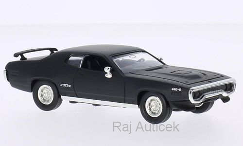 Plymouth GTX 1:43 Lucky Die Cast
