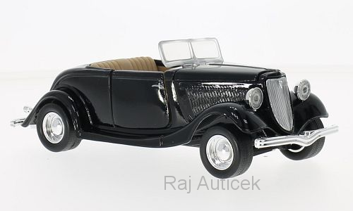 Ford Convertible 1:24 Motormax