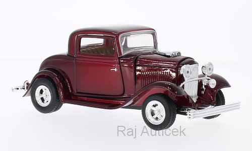 Ford Coupe 1:24 Motormax