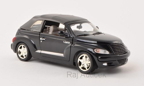 Chrysler PT Cruiser Convertible 1:24 Motormax