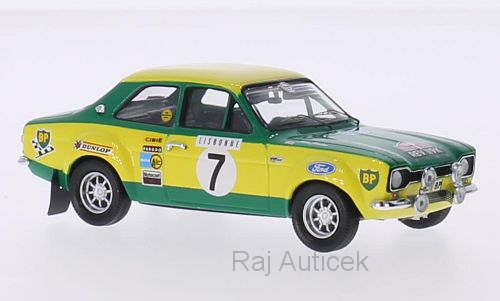 Ford Escort MKI RS 1600, No.7 1:43 Trofeu