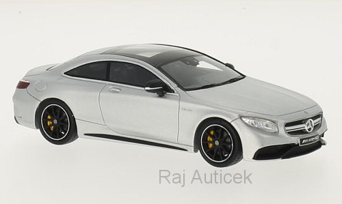 Mercedes S 63 Coupe AMG 1:43 Spark