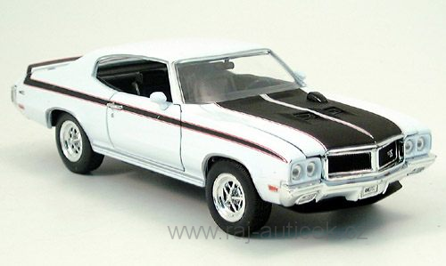 Buick GSX 1:24 Welly