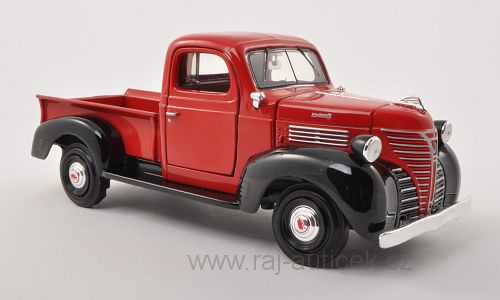 Plymouth Pick Up 1:24 Motormax