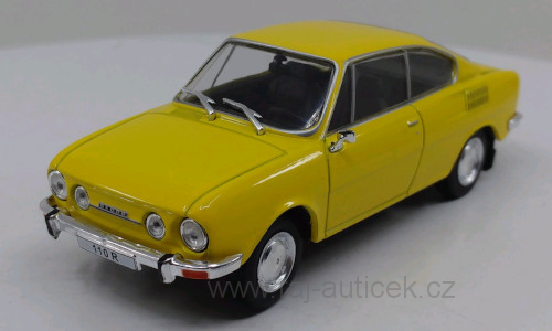 Škoda 110 R 1:43 WhiteBox