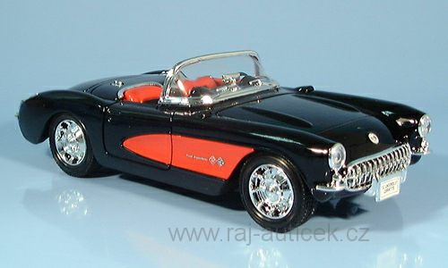 Chevrolet Corvette 1:24 Welly