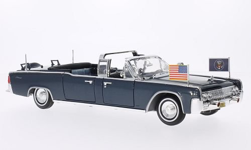 Lincoln X-100 Kennedy Car