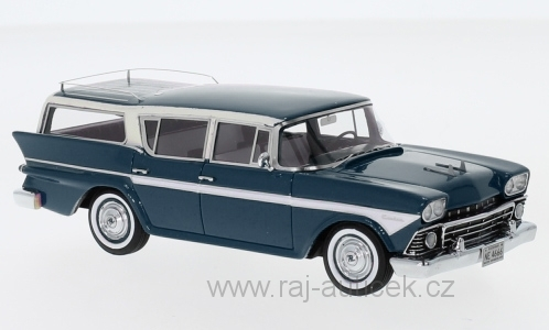 Rambler Custom Cross Country 6 Station Wagon 1:43 Neo