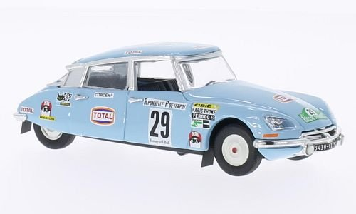 Citroen DS 21, No.29, Rally Marokko