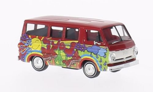 Dodge A 100 Bus Hippies