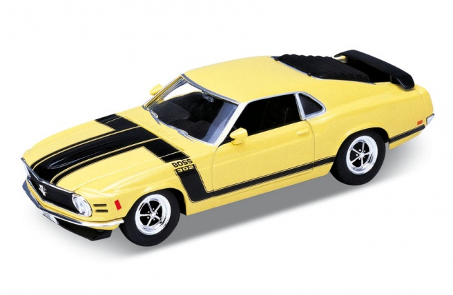 Ford Mustang Boss 302 1:24 Welly