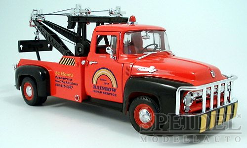 Ford F 100 1:18 Welly
