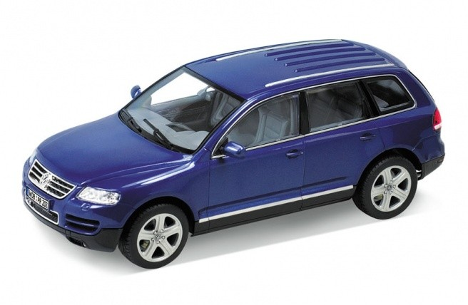 VW Touareg 1:24 Welly