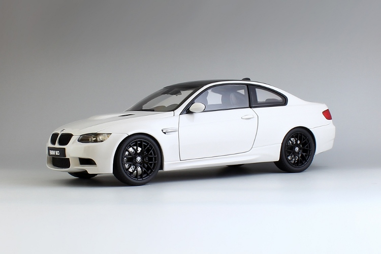 BMW M3 coupe E92M 1:18 Kyosho