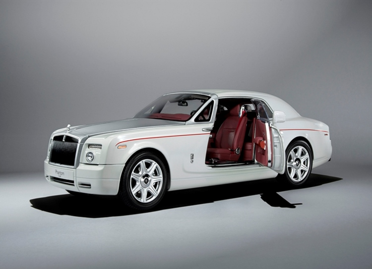Rolls Royce Phantom Coupe 1:18 Kyosho
