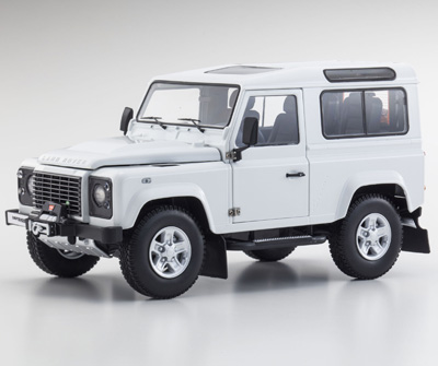 Land Rover Defender 90 1:18 Kyosho
