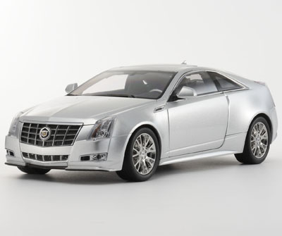 Cadillac CTS coupe 1:18 Kyosho