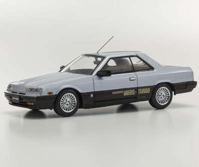 Nissan Skyline 2000 turbo RS-X (KDR30) 1:43 Kyosho