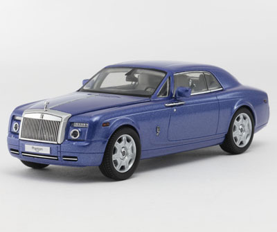 Rolls Royce Phantom Coupe 1:43 Kyosho