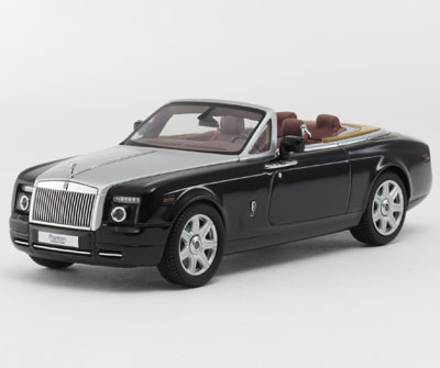 Rolls Royce Phantom Drophead Coupe 1:43 Kyosho