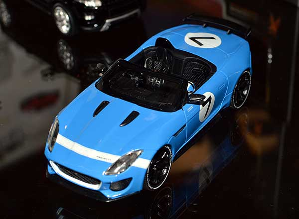 Jaguar F-Type Project 7 1:43 Premium X