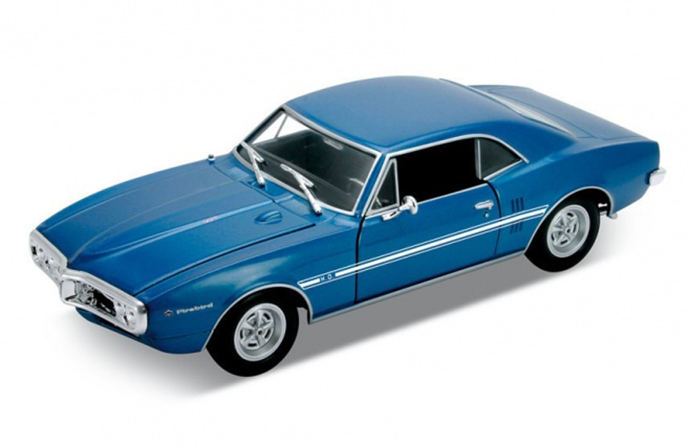 Pontiac Firebird 1:24 Welly
