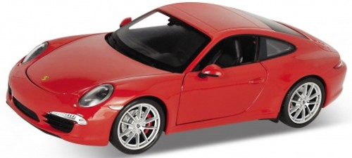 Porsche 911 (991) Carrera S 1:24 Welly