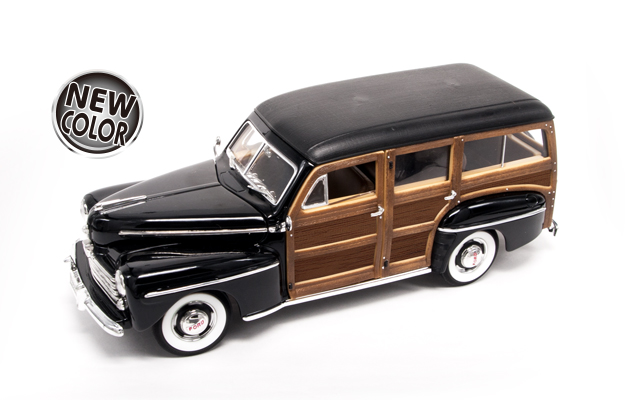 Ford Woody 1:18