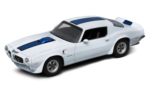 Pontiac Firebird Trans Am 1:24 Welly