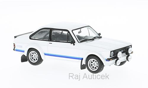 Ford Escort MK II RS 1800 1:43 Whitebox