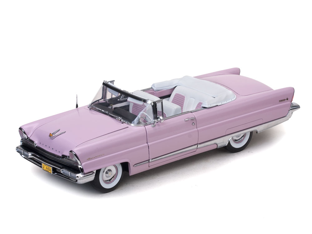 Lincoln Premiere Convertible 1:18 Sun Star