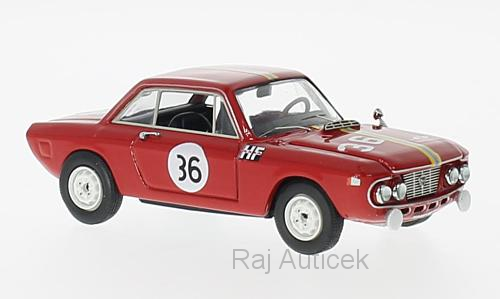 Lancia Fulvia Coupe 1300 HF, No.36 1:43 Best