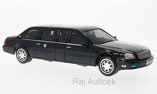 Cadillac DeVille Presidental Limousine 1:24 Lucky Die Cast